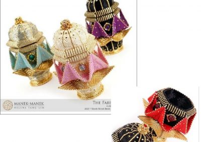 Faberge vessel
